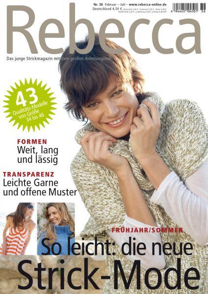 Rebecca Heft Nr. 36