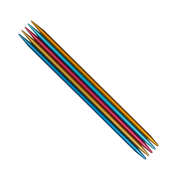 Strumpfstricknadel Colibri - 15 cm